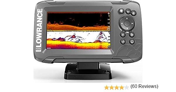 Hook2-5 Combo, Inland Maps, DownScan: Amazon.es: Deportes y aire libre