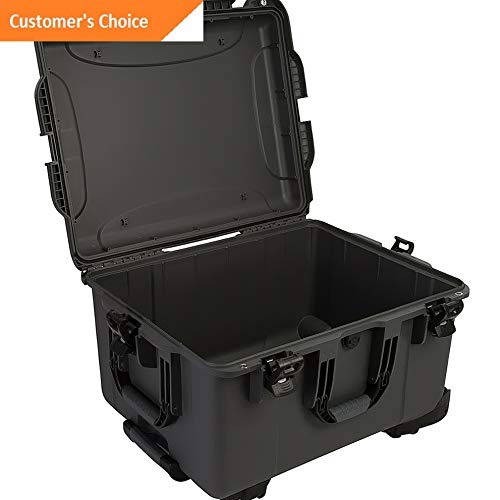 Price comparison product image Sandover NANUK 960 Water Tight Protective Case w / Foam Insert Hardside Checked NEW / Model LGGG - 8164