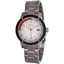 Nice Italy W1058enb021002 Enzo Bracciale Mens Watch