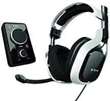 ASTRO Gaming - A40 Audio System, White - Xbox 360 [2013 model]