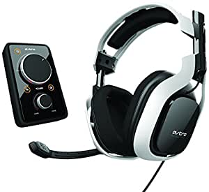 ASTRO Gaming A40 Audio System, White - Xbox 360