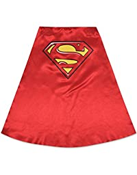 Superman Footed Pajamas with Cape (0-3 Months)