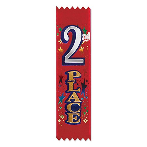 Beistle VP002 Ribbons 2 Inch 30 Pack