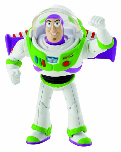 Disney/Pixar Toy Story Buzz with Wings Figure, 4