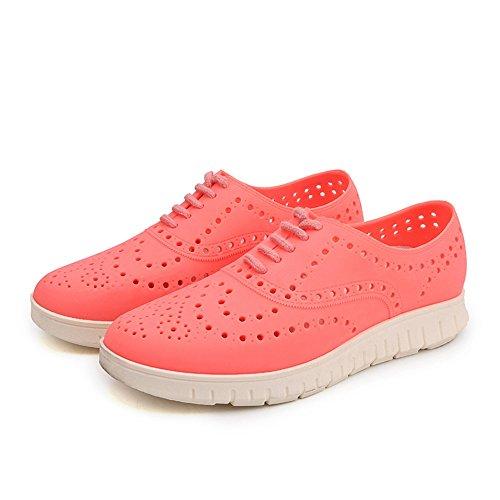 zoccoli da da EU da Blue da uomo Piccolo cava Pink donna 40 su slip shoes con Color Scarpe scarpe e da Red Watermelon spiaggia uomo Jiuyue Dimensione Sandali 4ZPtwxPC