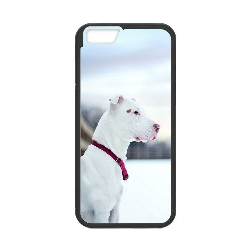 """LP-LG Phone Case Of Pit Bull Terrier For iPhone 6 (4.7"""") [Pattern-4]"""