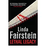 Lethal Legacy - Large Print Fairstein, Linda ( Author ) Feb-10-2009 Paperback