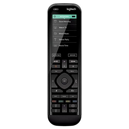 Logitech Harmony Elite - Touchscreen-Fernbedienung für Home Entertainment schwarz