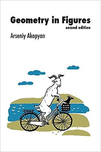 Amazon com: Geometry in Figures: Second edition