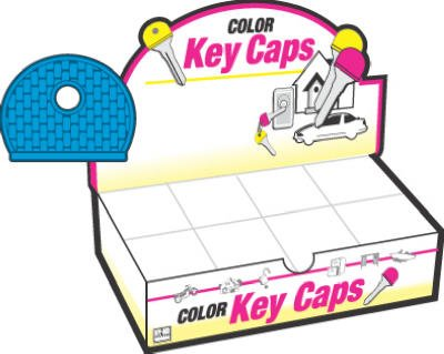 HY-KO PROD Colored Key Cap, 200 Pack - Hy Ko Caps Key