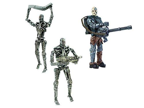 - PlayMates Terminator 4 Salvation 3 3/4