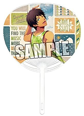 Amazon.com: Uta no Prince sama Fan SMILE SHOT Ver. Secil Aijima From Japan New: Toys & Games