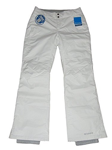 - Columbia Womens Arctic Trip Ski Snowboard Pants White (XS)