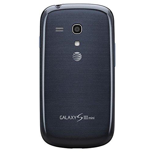 Samsung Galaxy S3 mini G730A Battery Door Back Cover - Blue - Telephone Samsung S3 Mini