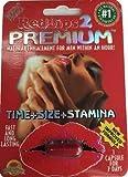 Best Delay Sprays - RedLips 2 Premium Male Enhancement 6 Pills + Review