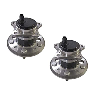 DRIVESTAR one 42450-33030+42460-33010 Rear Left and Right Wheel Hub & Bearings for Toyota Camry: Automotive