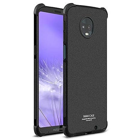 Amazon.com: Imak Case for Motorola Moto Z3 Play + Anti ...