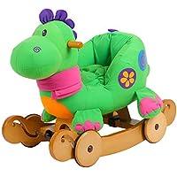 labebe niños Rocking Ride-on Juguetes de 6 Meses