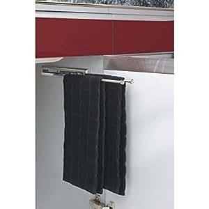 Rev-A-Shelf Undersink Pull-Out Towel Bar