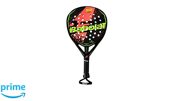 Amazon.com : Babolat Viper Carbon Pop Tennis Paddle : Sports ...