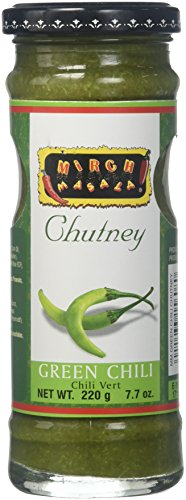 Mirch Masala Green Chilli Chutney ()