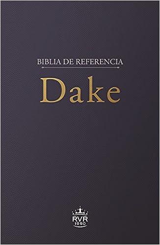 Biblia de referencia dake rvr60 spanish edition rvr 1960 reina biblia de referencia dake rvr60 spanish edition rvr 1960 reina valera 1960 9780718074807 amazon books fandeluxe Image collections