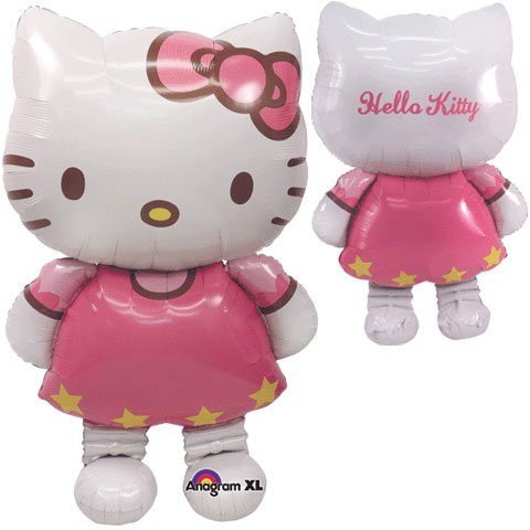 Anagram International Hello Kitty Air Walker, Pink