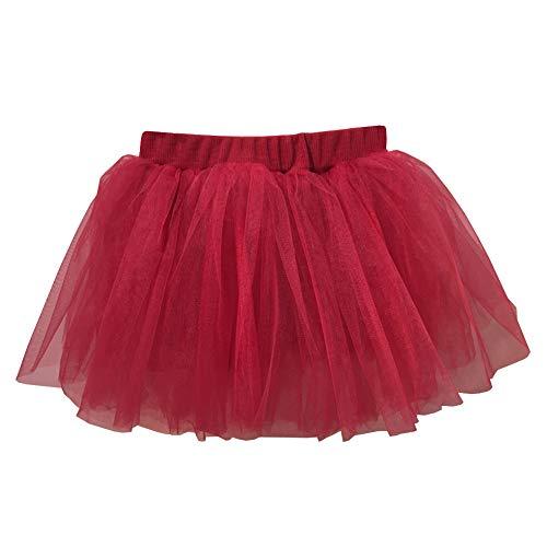 057ca622a8715 YFCH Mini Jupe Tutu Danse Fille Princess Jupe Tulle Vintage Ballet Fête  Soirée Spectacles Fantaisie Costume Vêtements  Amazon.fr  Vêtements et  accessoires