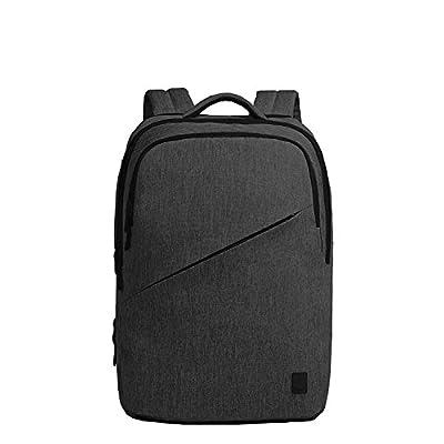 1de85939c0 Cai 15.6    Business Laptop Backpack Water Resistant Computer Rucksack  Multifunctional Satchel Bag School Working