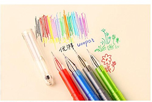 Buyta(TM) Gel Pen Set,Fine Point,Package of 12 [Office Product] Photo #2