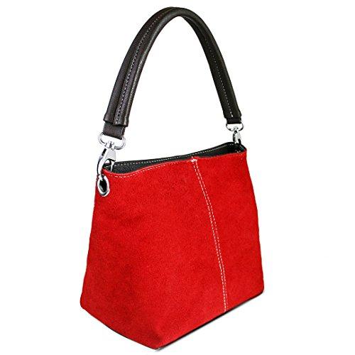 Miss Lulu ,  Damen Tasche 1403 Red