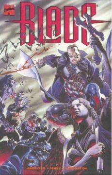 marvel blade comic - 2