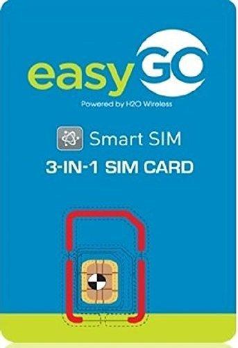Yanwein Easygo Smart Sim Card