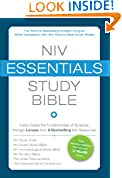 #6: NIV, Essentials Study Bible, eBook: Easily Grasp the Fundamentals of Scripture through Lenses from 6 Bestselling NIV Resources