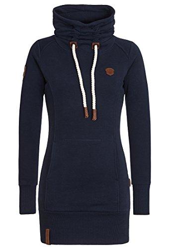 Naketano Female Sweatshirt Salami Jones III Dark Blue, M