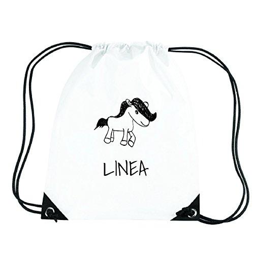 JOllipets LINEA Turnbeutel Sport Tasche PGYM5640 Design: Pony 0uin5QKo