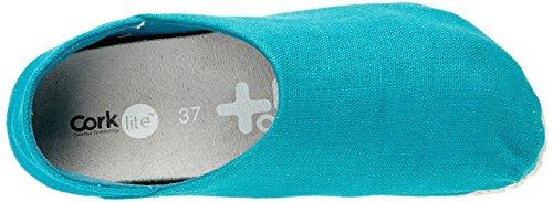 OTZ 300Gms, Damen Clogs & Pantoletten Blau - Bleu (934 Fluoro Blue)