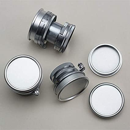 CHUN-Accessory Top Deals Metal Body Cap And Lens Rear Cap Set For M39 Ltm Lsm Leica Screw Mount Mcm39S