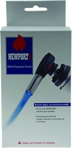 NEWPORT ZERO TORCH TOP UNIT HEAD ATTACHMENT NBT009 BLACK by Newport Zero (Image #1)