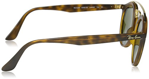 Sonnenbrille Lightgreenmirrorblue Matte Havana Marrón Ban Ray Gatsby New 4256 RB I RpHwxq