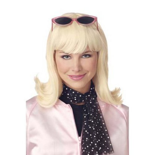 Blonde Peggy Sue Adult Wig - Peggy Sue Wig - Blonde Adult