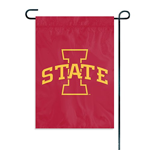 Party Animal NCAA Iowa State Cyclones Garden Flag