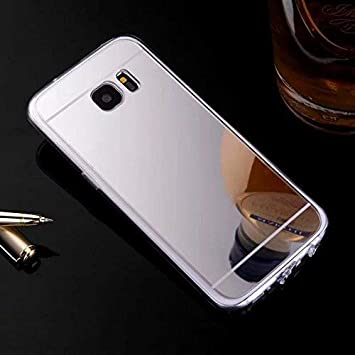 sports shoes ffac6 399e4 Mirror Case for Samsung Galaxy S6 Edge [Not for S6], Simple Elegant ...
