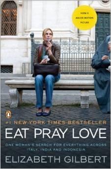 Eat Love Pray Elizabeth Gilbert product image