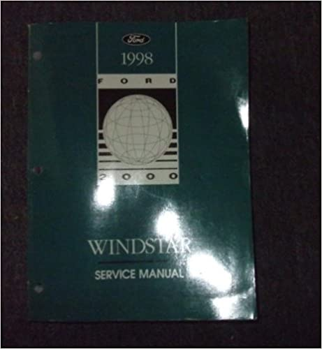 Owners manuals maintenance guides free ebooks way of life download reddit books online 1998 ford windstar service shop repair manual factory pdf b00570fw38 fandeluxe Images