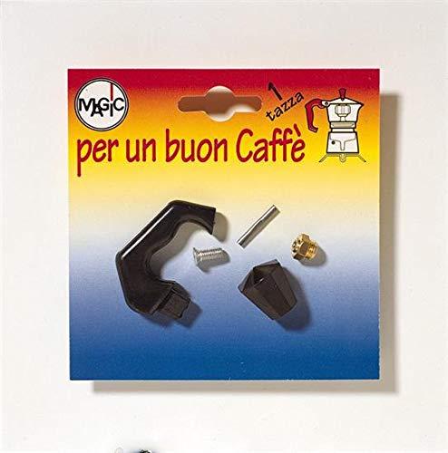 Acquisto DEMOLLI Manico VALVOLA E POMELLO per CAFFETTIERA 1 Tazza Prezzi offerta