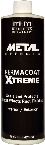 Modern Masters AM204-04 Permacoat X-Treme Sealer, 4-Ounce