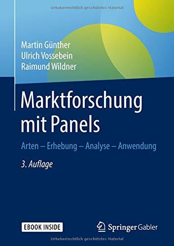 Marktforschung Mit Panels  Arten   Erhebung   Analyse   Anwendung