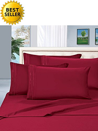 MattRest® Hotel Luxury Bed Sheets Set-ON SALE TODAY! #1 Rat