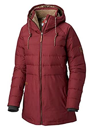 Amazon.com: Columbia Women's Prima Element Hooded Omni